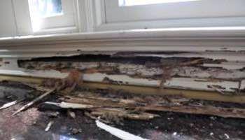 daños en casa